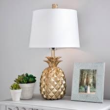 Pineapple Buffet Lamp by Gold Pineapple Table Lamp Kirklands