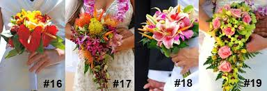 wedding flowers kauai kauai island weddings bridal bouquets
