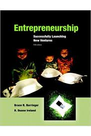 test bank for entrepreneurship 5th edition by barringer for 49 99