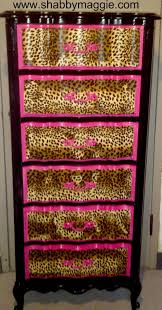 Animal Print Furniture Home Decor by Leopard I Should Do This To My Dresser Home Decor Pinterest