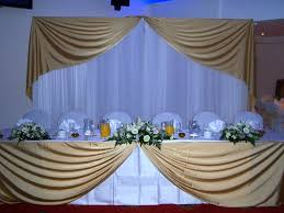 inspiration idea top table decoration ideas with wedding reception