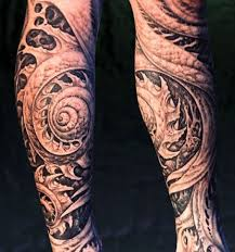 45 awesome biomechanical tattoos biomechanical tattoos