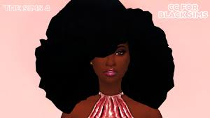 sims 3 african american hairstyles the sims 4 custom content for black sims women men toddlers