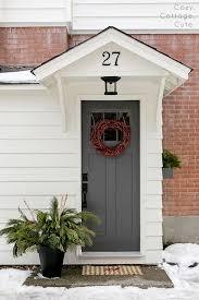 best 25 grey front doors ideas on pinterest porch doors bay