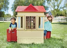 amazon com little tikes cape cottage tan toys u0026 games