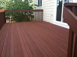 gallery of rx homedepot oak sleek concrete resurfacer restore x advanced chocolate deck then x