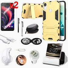 Htc Wildfire Cases Ebay by Case Cover Dock Charger Bluetooth Earphones Accessory Kit For Htc