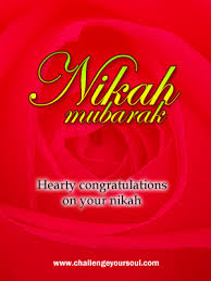 wedding wishes in arabic my sweet islam nikah mubarak happy marriage greetings