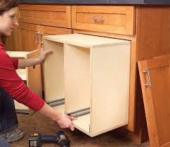 How To Build A Base Cabinet by 3 Kitchen Storage Projects Popular Woodworking Magazine
