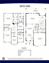 2 Story 4 Bedroom Floor Plans by Paloma Floor Plans