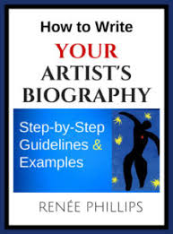 how to write your artist u0027s biography