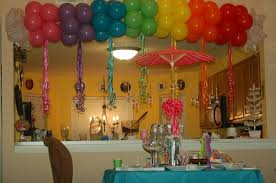 Simple Home Decorating Ideas For Birthday Party Simple Birthday - Birthday decorations at home ideas