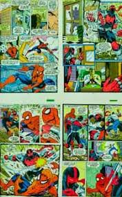 comic wrapping paper got a present in wrapping paper made up of the coolest marvel