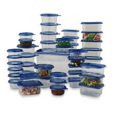 Food Storage Container Sets - gourmet solutions banquet 88 piece food storage set