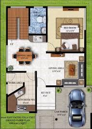 vastu model floor plan for east direction 4 exclusive ideas home