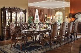 Fancy Traditional Style Dining Room Furniture Cheap Dining Room - Nice dining room sets
