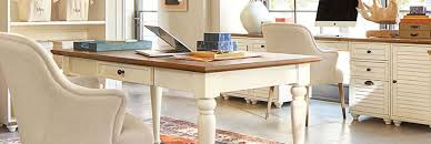 Pottery Barn Home Office Furniture Captivating Pottery Barn Office Desk How To Design An Office With
