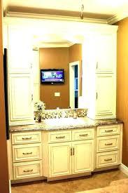 bathroom vanity and linen cabinet combo vanity with linen closet lovable bathroom vanity and linen cabinet
