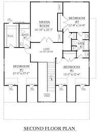 House Plans With Downstairs Master Bedroom 2 Story House Plans Master Bedroom Downstairs Nrtradiant Com