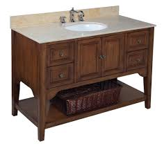 kitchen bath collection kbc48tra33 washington bathroom vanity with