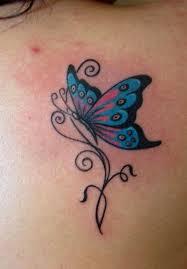 Butterfly Tattoos - the 25 best butterfly designs ideas on