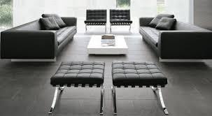 White Contemporary Sofa by Contemporary Sofa Designs