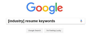 resume key terms resume keywords to use step by step guide 25 examples u0026 tips