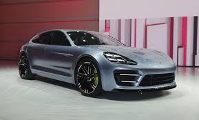 Porsche Cayenne Coupe - 2015 porsche panamera turbo edmunds anderson germany porsche