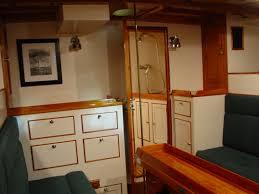 Boat Interior Refurbishment Argyll Mb Yachts