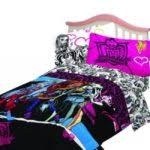 Monster High Bedroom Decorations Monster High Bedding Set Queen Home Design Ideas Monster High Bed