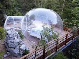 chambres bulles bulles des bois dormir dans une bulle nuit insolite paca var