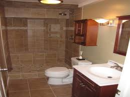 inspiring basement bathroom flooring ideas images design