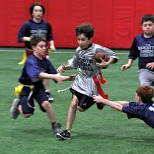 Flag Football Leagues Youth Flag Football League Long Island Indoor Sports Facility