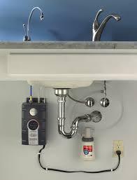 instant water at kitchen sink kitchen with bay window kitchen