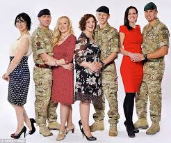 bbc u0027s the choir military wives how one man u0027s inspiring love of