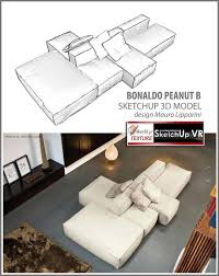 canap sketchup 7 best sketchup stuff images on sofas canapes and couches