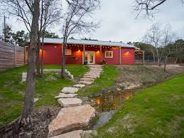 Barn Homes Texas by Real Texas Barn City Convenience Country Homeaway West Oak