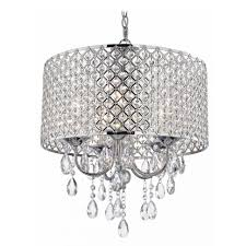 Drum Shade Chandelier Canada by Drum Crystal Chandelier Promotion Shop For Promotional Good