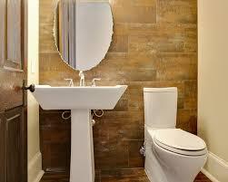 Half Bathroom Tile Ideas Zampco - Half bathroom design