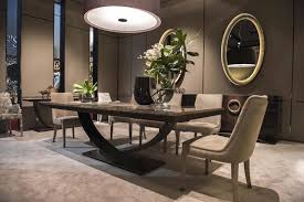 13 modern dining tables from top luxury furniture brands vienna