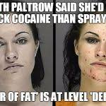 Crack Cocaine Meme - crack cocaine effects meme generator imgflip