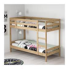 Bunk Bed Shelf Ikea Mydal Bunk Bed Frame Ikea