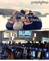 Just Girly Things Meme Generator - spending the whole summer with your best friends weknowmemes