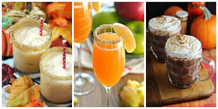 25 best fall cocktails drink recipes for autumn