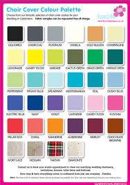 what chair colour for 2015 2014 2015 wedding colour palette fuschiadesigns