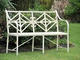 Metal Garden Furniture Metal Garden Benches The Gardens