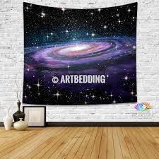 wall murals wall tapestries canvas wall art wall decor tagged galaxy tapestry spiral galaxy in deep space with stars wall tapestry galaxy tapestry wall