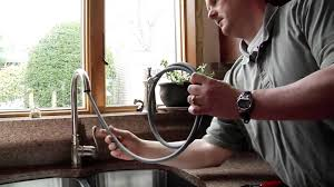 How To Repair A Moen Kitchen Faucet by Do It Yourself Kitchen Faucet Installation By Moen Youtube
