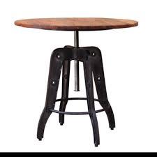 Rustic Bar Table Rustic Pub Tables