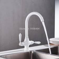 online buy wholesale kitchen faucet white from china kitchen